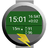 Mountain trip logger WatchFace
