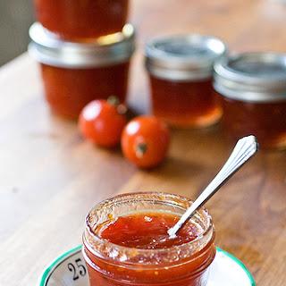 Preserving Summer -- Tomato Jam
