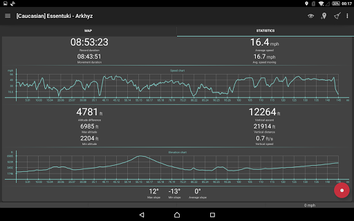 Geo Tracker - GPS tracker  screenshots 9