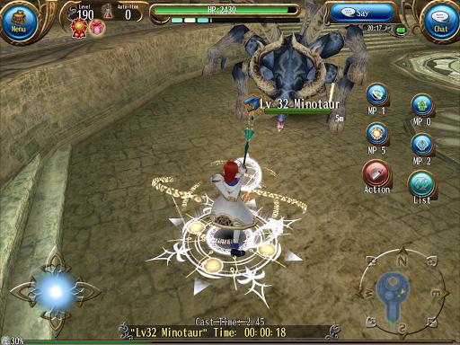 RPG Toram Online - MMORPG 3.3.31 Screenshots 14