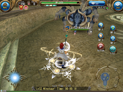RPG Toram Online - MMORPG Screenshot