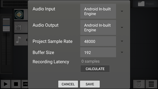 Audio Elements Demo 1.6.3 Screenshots 8