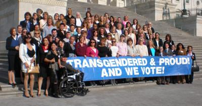 Image result for Transgender lobby day