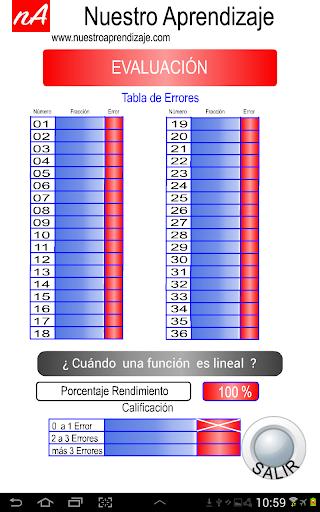 Cuando es lineal una funciu00f3n 1.0.0 screenshots 8