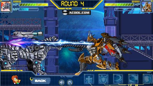 玩具機器人大戰:蝎子變形機器人