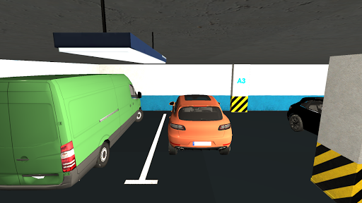 Realistic Car Parking screenshot 4