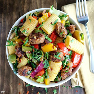 Italian Sausage Bell Pepper Pasta Recipe