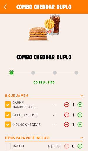 Burger King Brasil 2.1.5 screenshots 6