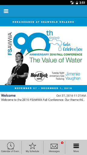 2016 FSAWWA Fall Conference
