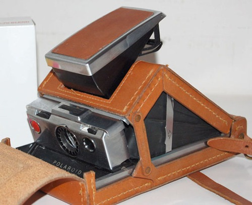 02 - sx-70 camera unfolded