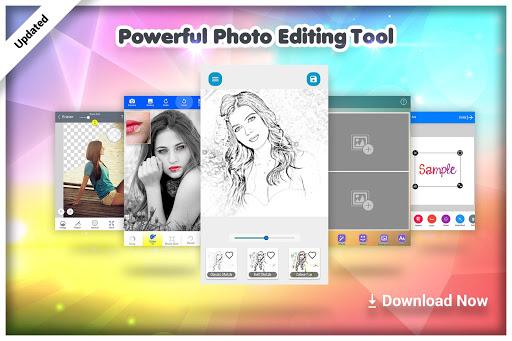 Photo Sketch : Photo Editor 6.0.4 screenshots 7