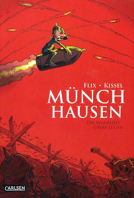Münchhausen: Die Wahrheit übers Lügen (2016)