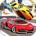 LYC Car Driving Simulation Mega City Extreme icon