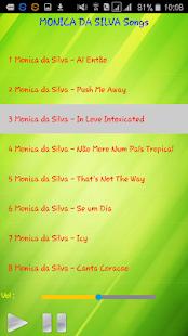 All song Monica da Silva - náhled