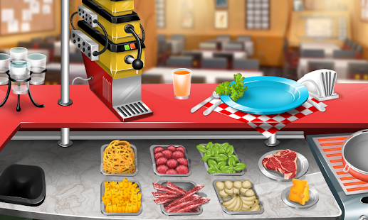 Game Cooking Stand Restaurant Game APK for Windows Phone