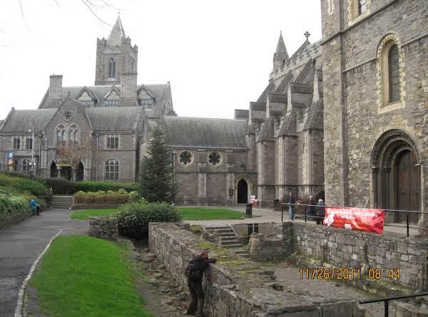 Ireland Christ Church Cathdral In Dublin Recipe