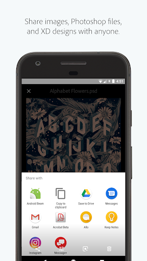 Adobe Creative Cloud 4.8.1 Apk for Android 2
