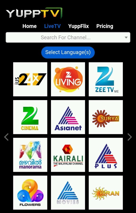 Yupp TV Lite APK Cracked Free Download | Cracked Android Apps