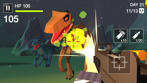 Cube Killer Beast - FPS Survival android2mod screenshots 2