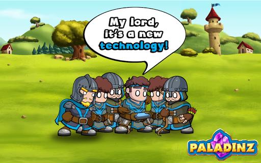 PaladinZ: Champions of Might 0.83 screenshots 23