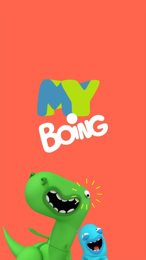 My Boing TV- screenshot