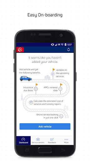Download Tata Motors Service Connect 5.1 2