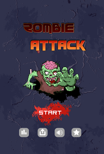 Zombie Attack!  captures d'écran 1