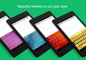 Screenshot of SwiftKey Keyboard