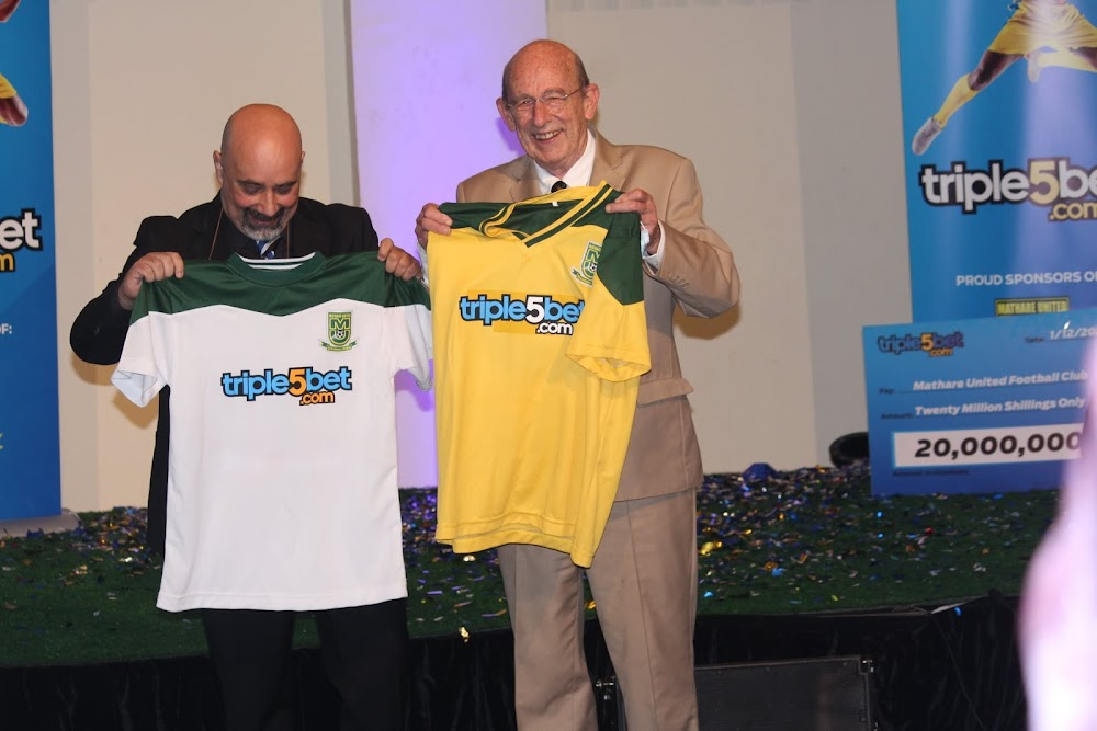 Mathare's troubles over after Sh20m Triple5Bet deal, says Munro