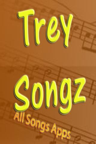 All Songs of Trey Songz