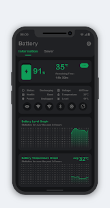 Battery Monitor 8.0.2 Mod APK Download 3