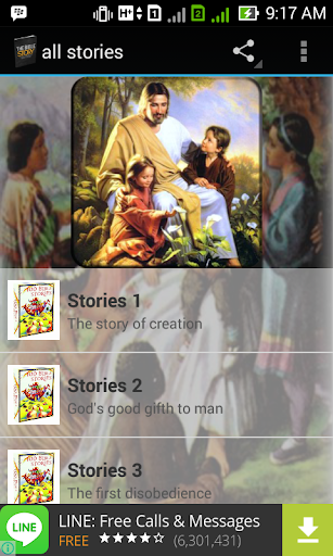 All Bible Stories 125 stories