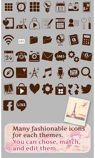 Eiffel Tower Theme-Paris sky- 1.0.1 Windows u7528 8