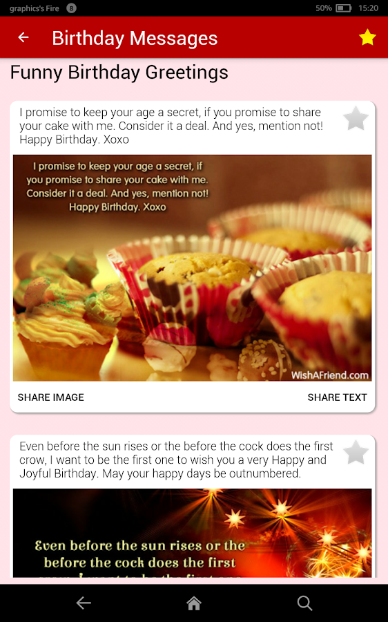 Birthday Cards Messages Wish Friends Family Android Apps – Birthday Cards with Messages