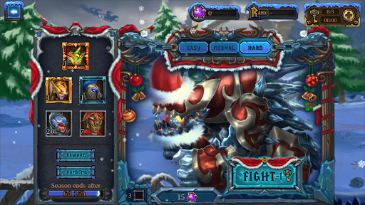 Epic Heroes: Action + RPG + strategy + super hero 1.11.1.371 screenshots 8