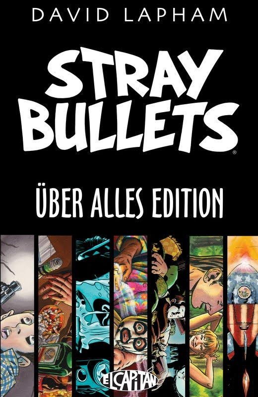 Stray Bullets: Über Alles Edition (2014)