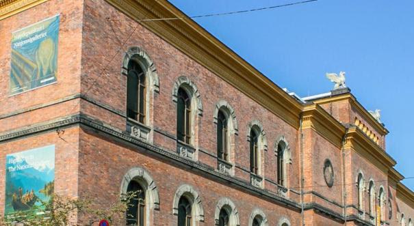 Galeria Nacional de Oslo