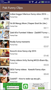 Pakistani Funny Videos 2016 screenshot 7