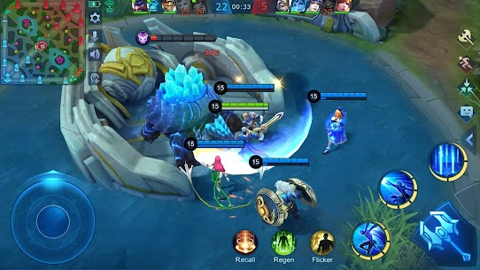Mobile Legends Mod Apk 1.4.87 [Hack Map + Fully Unlocked] 7