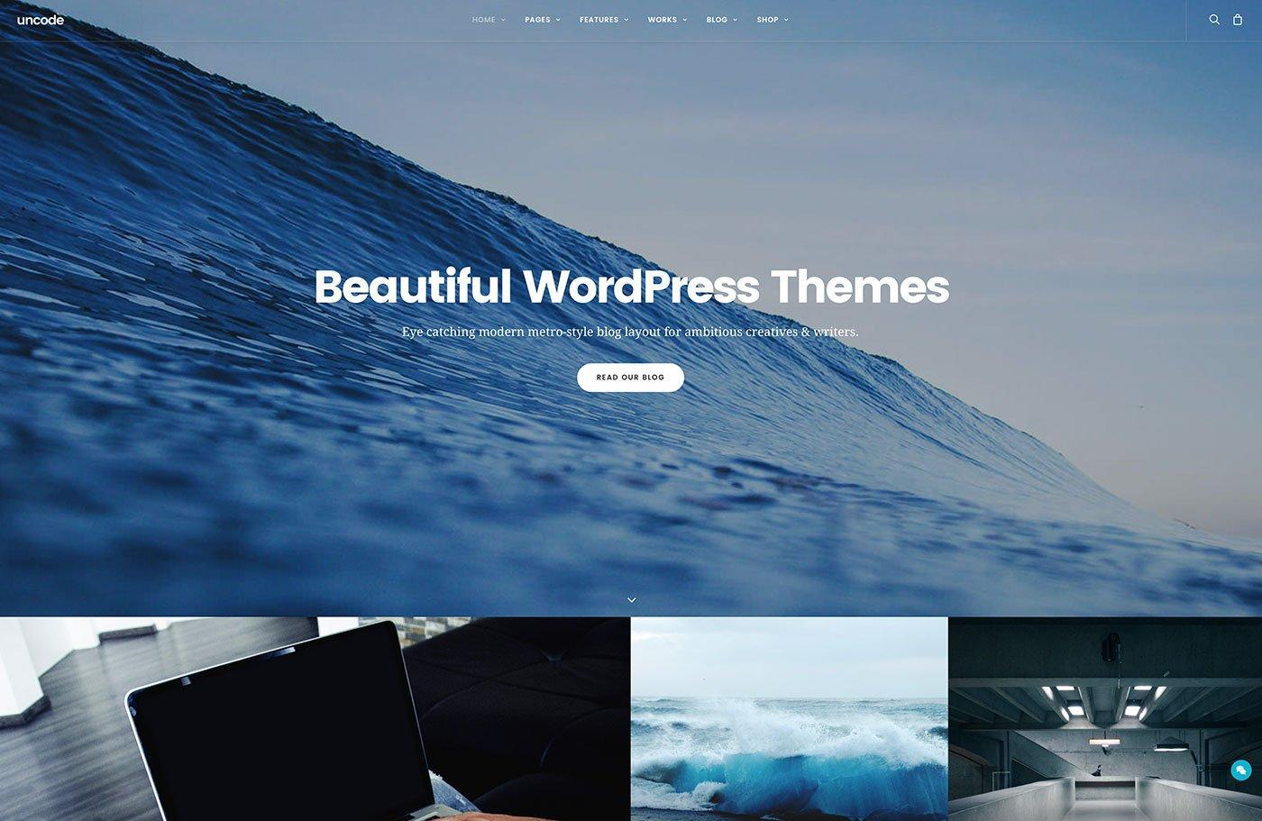 Image result for wordpress website attractive