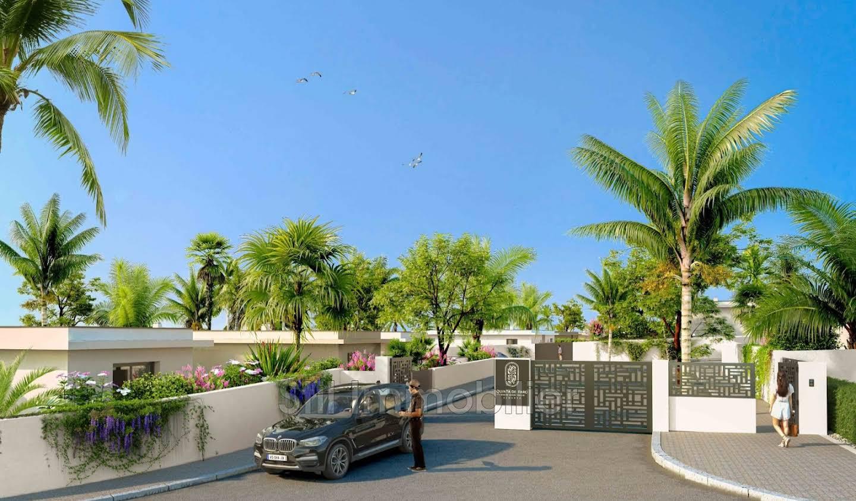 Villa avec piscine et terrasse Faro