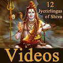 12 Jyotirlinga of Shiva VIDEOs icon