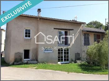 maison à Thoissia (39)