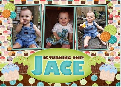 Jace's 1st copy
