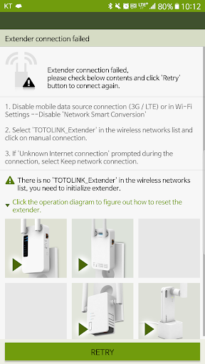 TOTOLINK Extender - Apps on Google Play