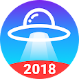 UFO Cleaner : Junk Clean + Task Killer & Booster