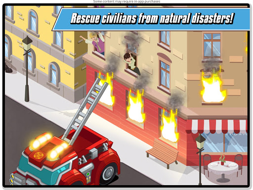 Transformers Rescue Bots: Hero Adventures 2.2 screenshots 10