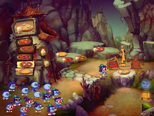 Zoombinis- screenshot thumbnail