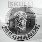 Logo of Skull Mechanix Demon Crusher