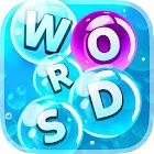 Bubble Words Game - 搜索和连接词最好的益智拼图 icon